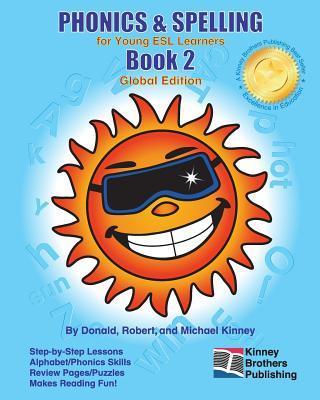 Phonics & Spelling Book 2