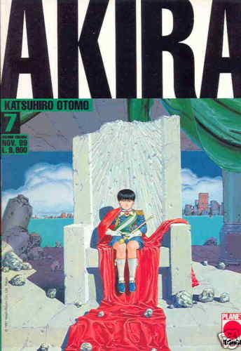 Akira vol. 7
