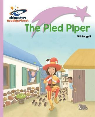 Reading Planet - The Pied Piper - Lilac Plus