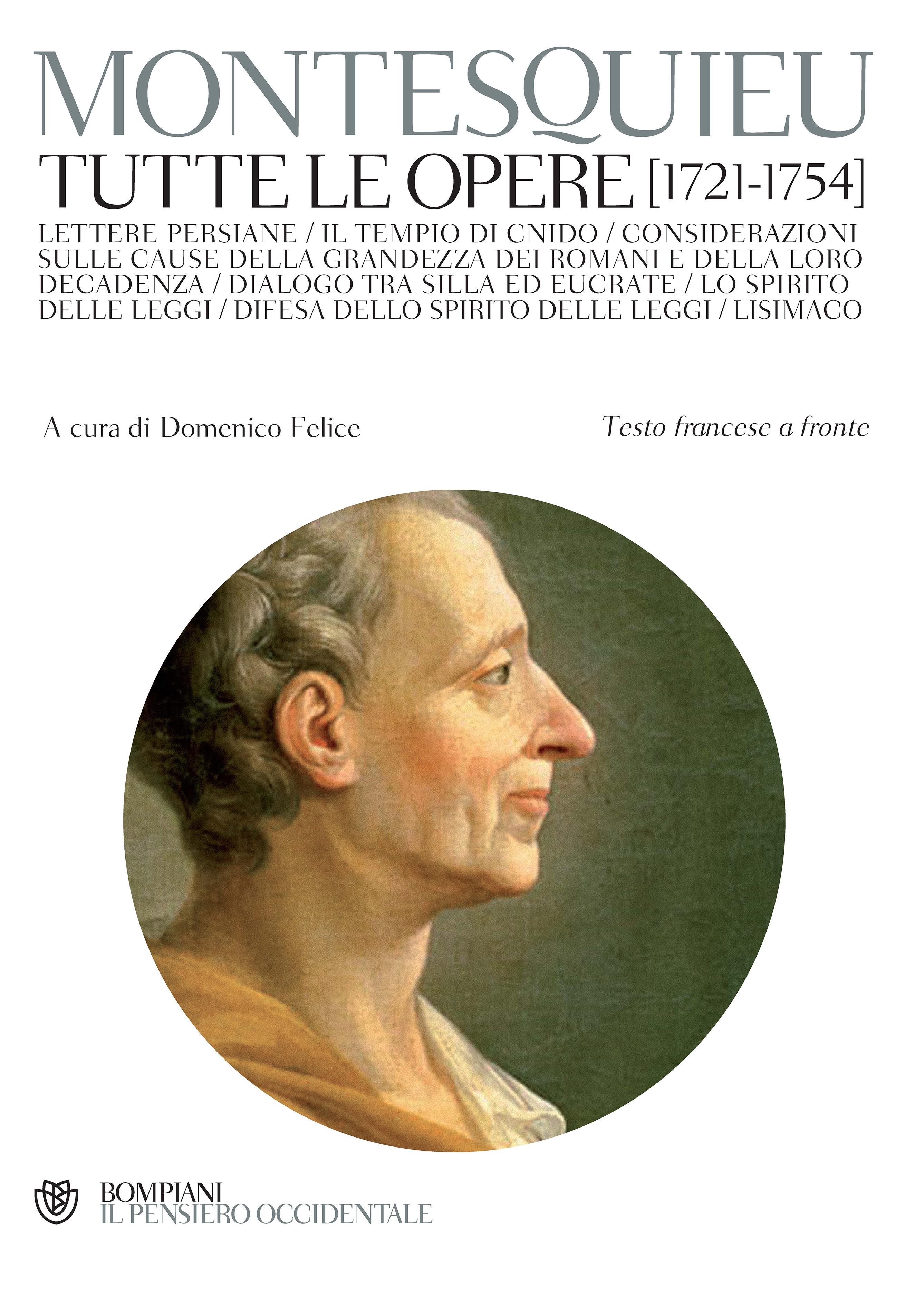 Tutte le opere (1721-1754)