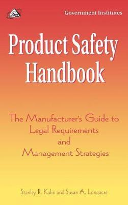 Product Safety Handbook