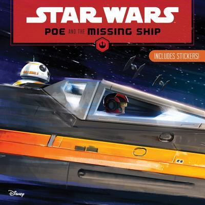 Star Wars Poe and the Missing Ship