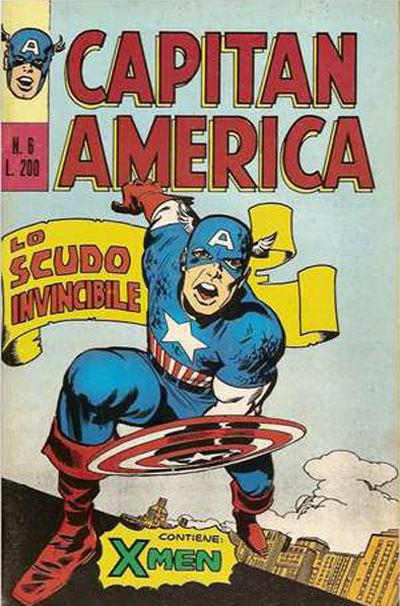 Capitan America n. 6