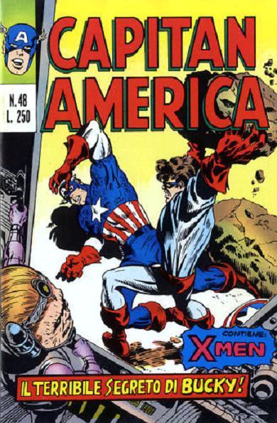 Capitan America n. 48