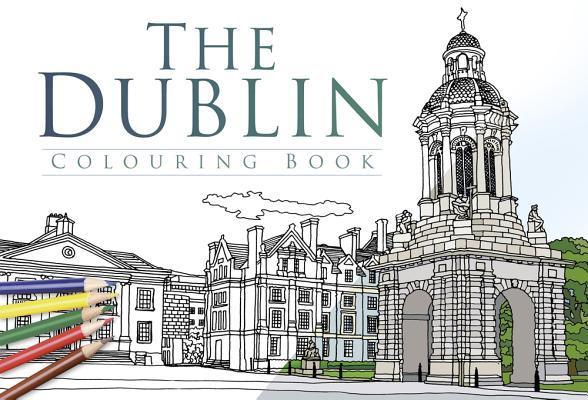 The Dublin Colouring Book