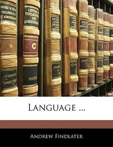 Language ...