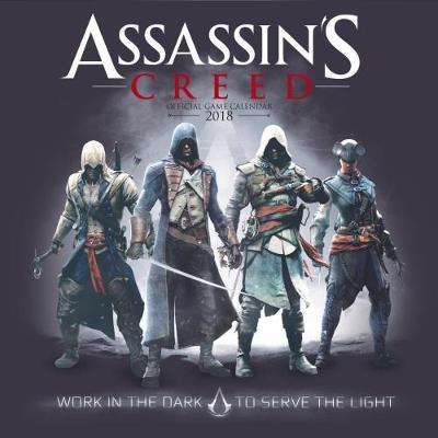 Assassin's Creed Official 2018 Calendar - Square Wall Format Calendar