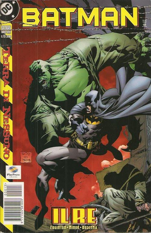 Batman Nuova Serie #...