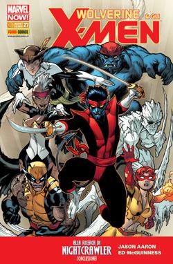 Wolverine e gli X-Men n. 27