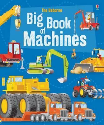 Big Book of Machines (Big Books)