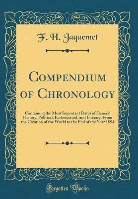 Compendium of Chronology