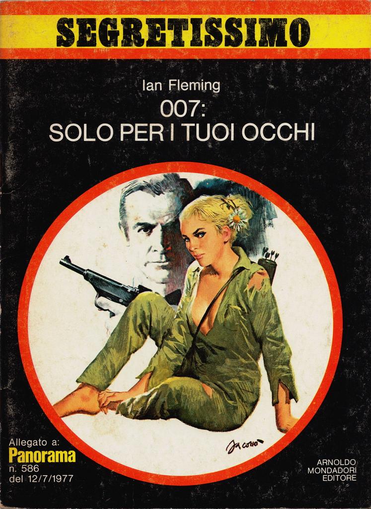 007: solo per i tuoi...