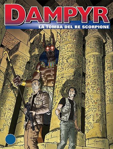 Dampyr Vol. 169
