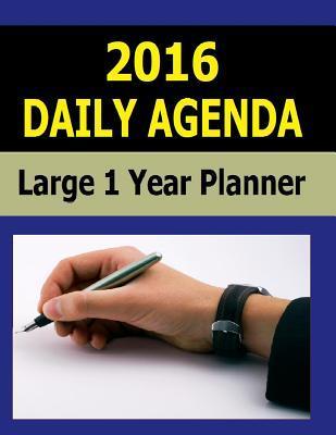 2016 Daily Agenda