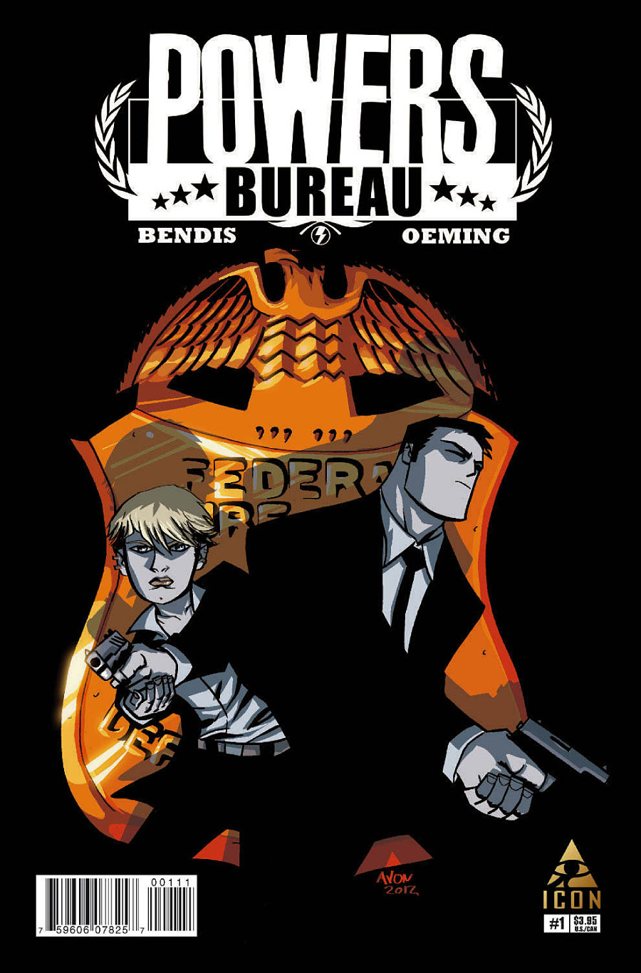 Powers: Bureau, Vol. 1