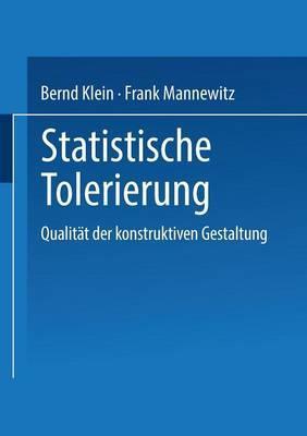Statistische Tolerierung