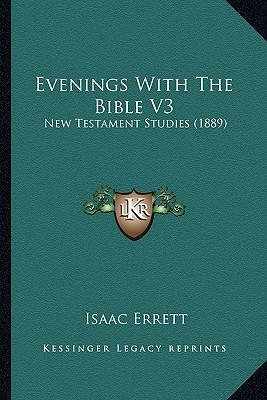 Evenings with the Bible V3
