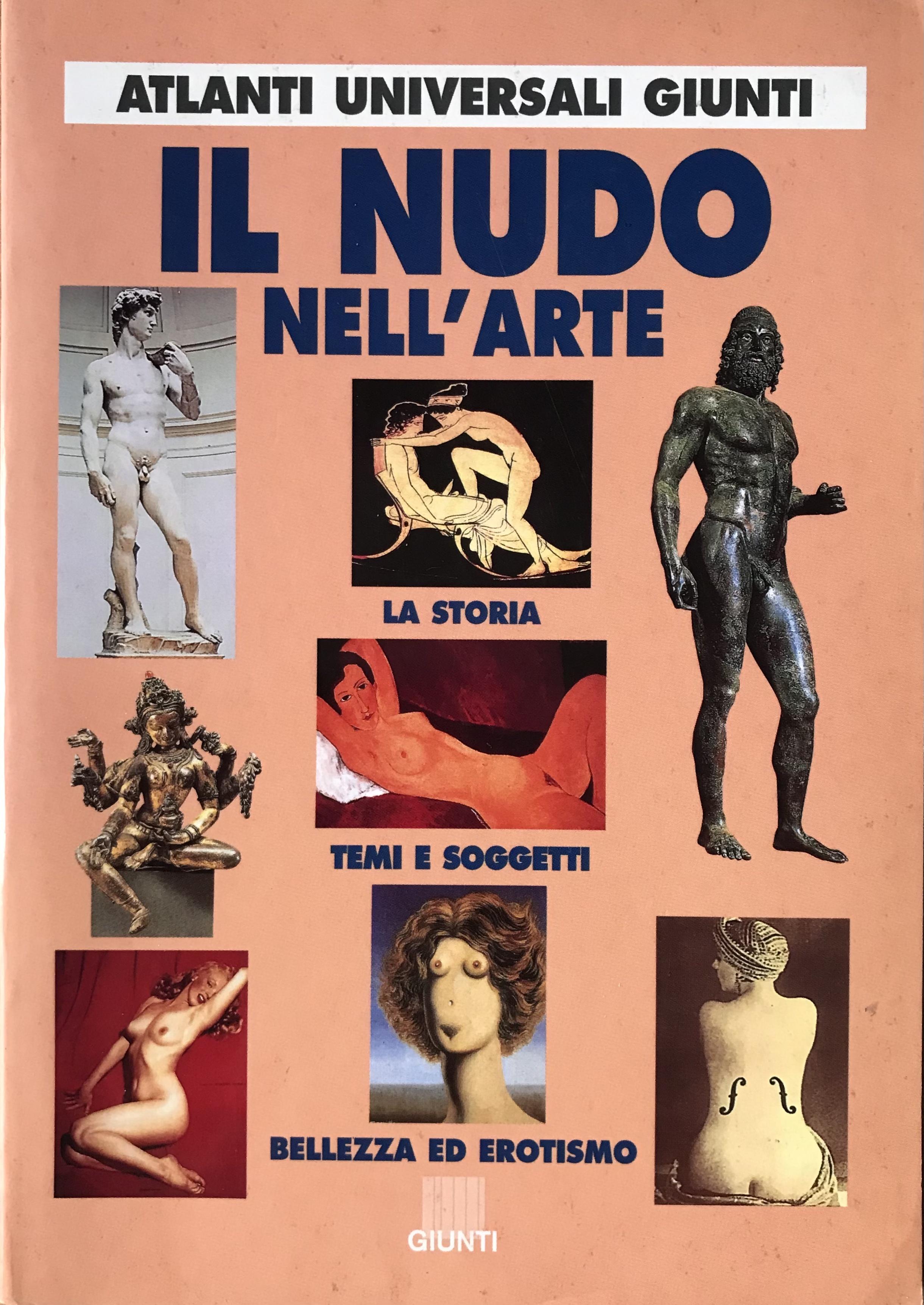 Il nudo nell'arte