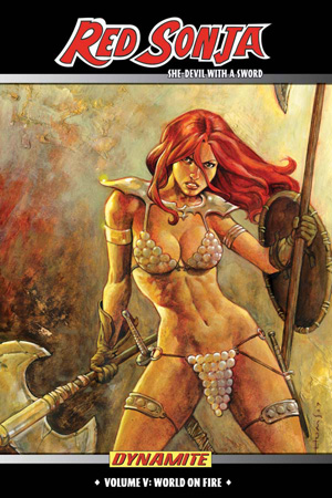 Red Sonja: She-Devil With a Sword, Vol. 5