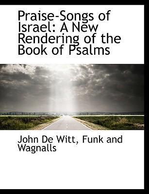 Praise-Songs of Israel
