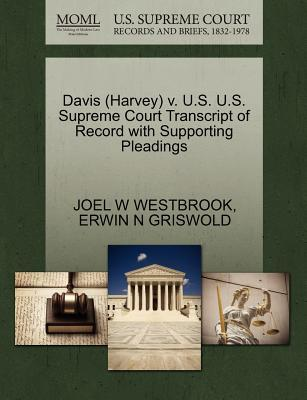 Davis (Harvey) V. U....