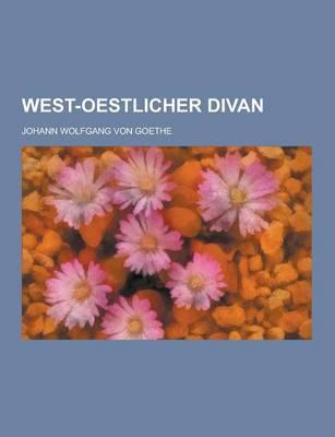 West-Oestlicher Divan
