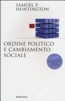 Ordine politico e cambiamento sociale