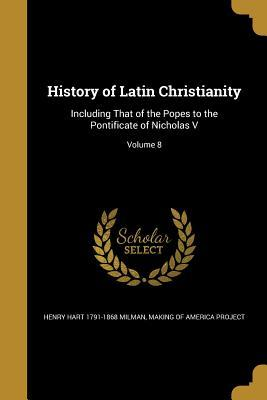 HIST OF LATIN CHRISTIANITY