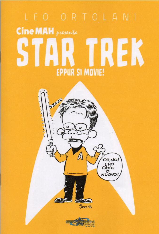 CineMAH presenta: Star Trek