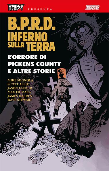 B.P.R.D. Inferno sulla Terra - vol. 5