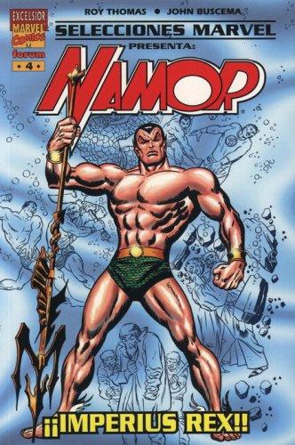 Namor: ¡¡Imperius ...