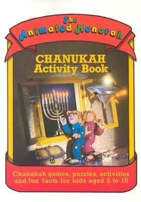 Animated Menorah Chanukah Activity
