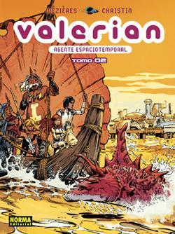Valerian, agente espaciotemporal #2 (de 7)