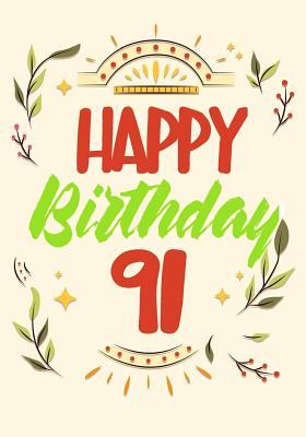 Happy Birthday 91
