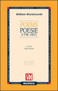 Poems-Poesie (1798-1...