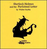 Sherlock Holmes and the purloined letter