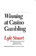 Winning at Casino Gambling
