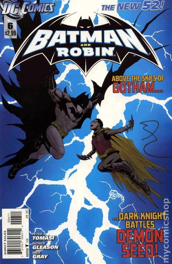 Batman and Robin Vol.2 #6