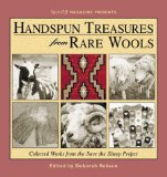 Spin-off magazine presents handspun treasures from rare wools