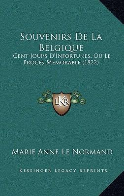 Souvenirs de La Belgique