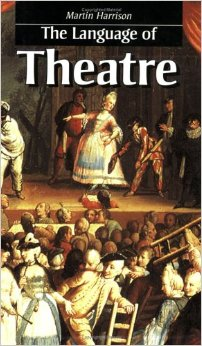 The language of theatre