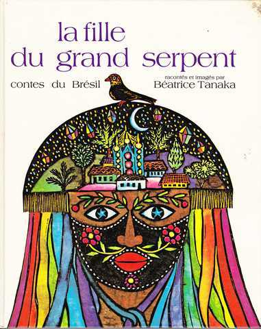 La fille du grand serpent