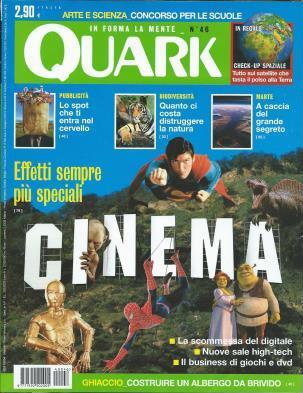 Quark: Il piacere di saperlo n. 46