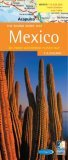 The Rough Guide to Mexico Map