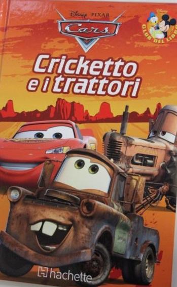 Cricketto e i trattori
