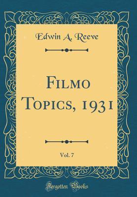 Filmo Topics, 1931, ...