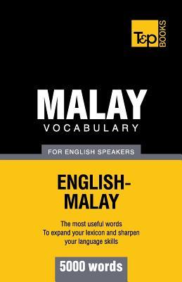 Malay vocabulary for English speakers - 5000 words