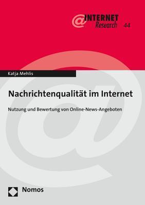 Nachrichtenqualitat Im Internet
