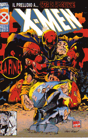Gli Incredibili X-Men n. 072