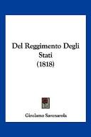 del Reggimento Degli Stati (1818)